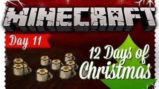 """THE GRINCH"" 12 Days of Christmas Minecraft Special - DAY 11"