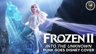 "Into the Unknown - Frozen 2 [Band: The Last Sleepless City] (Punk Goes Disney) ""Pop Punk Cover"""