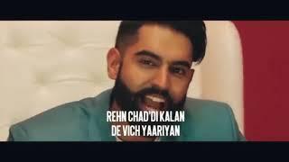 Yaar Khade Ne By Permish Verma Whatsapp Status 2