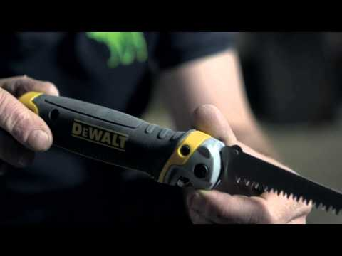 DEWALT Hand Tools - Folding Jab Saw