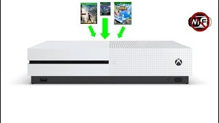 How To Install Xbox One Games Without Wifi