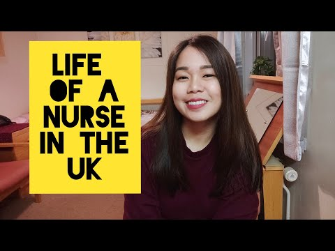 UK NURSE WORKING WITH THE NHS (SHIFT, SALARY & BENEFITS) ENGLISH VERSION | Danica Haban
