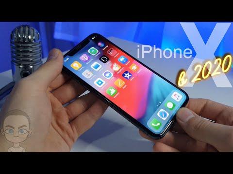 IPhone X в 2020 Оно того стоит? - ОБЗОР