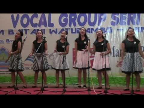 VOCAL  GROUP REMAJA SILOAM TARA-TARA (PSKRS 2K16)