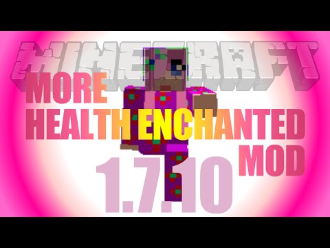 minecraft how to get more health
