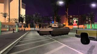 GTA San Andreas Crazy Trainer