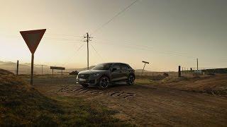 Новый Audi Q2 - внедорожник, который сочетает в себе спорт, дизайн и функциональность