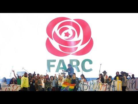 De guerrilleros a fuerza política: la transformación de las FARC ya es oficial