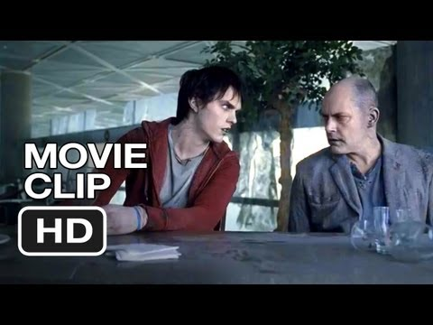 Warm Bodies Official First 4 Minutes - Extended Clip (2013) - Nicholas Hoult Movie HD poster