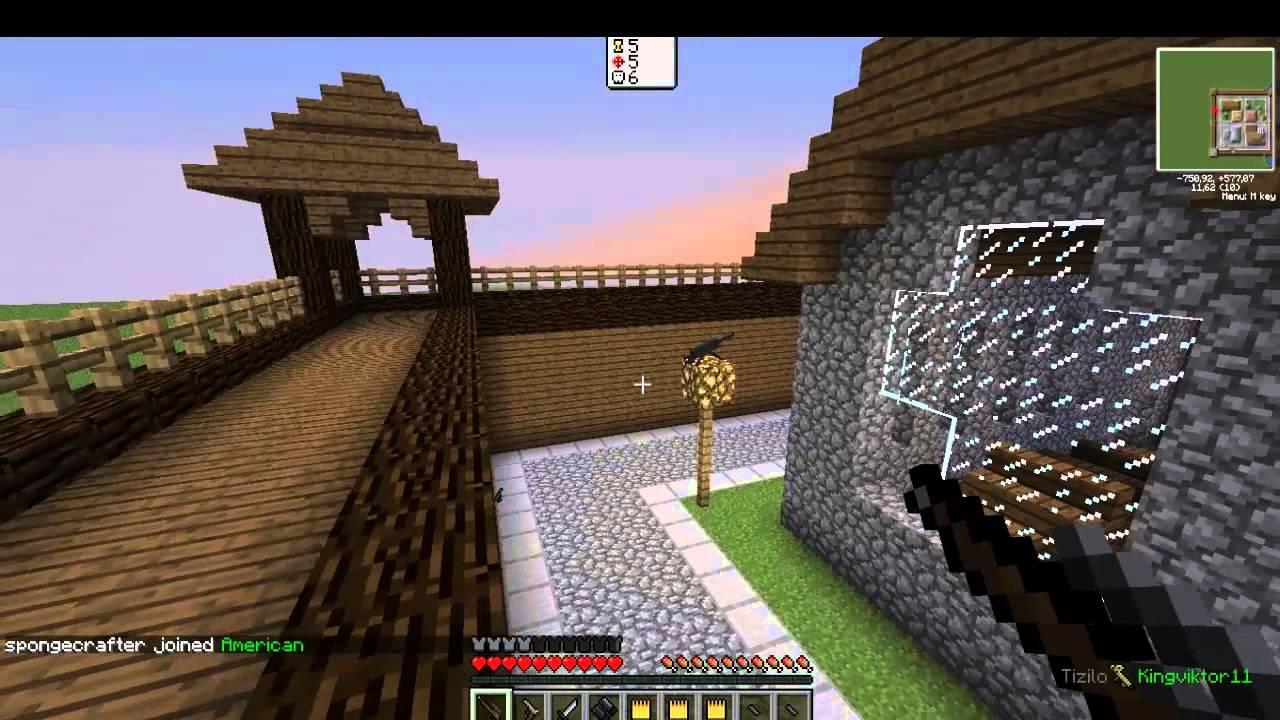 Minecraft Flans Mod Server Part YouTube - Minecraft maps fur flans mod