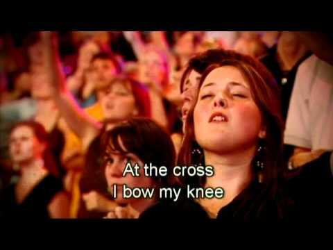 Hillsong  At the cross HD with lyrics Worship Song to Jesus