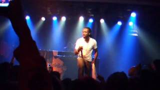 Mavado - Hope and Pray  live in Berlin