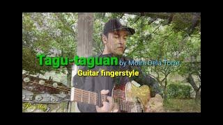 Tagu Taguan By Moira Dela Torre/fingerstyle