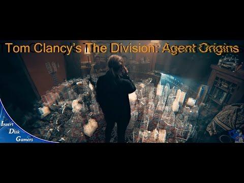 Tom Clancy's The Division - Agent Origins (All 4 Agent Origin Movies)