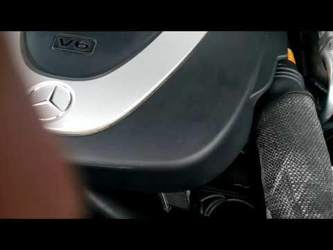 Работа Mercedes м272 3.5л после гильзовки(Mercedes M272.967 After Sleeve Installation)Пробег 10000км