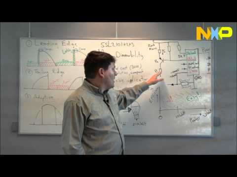 Mains dimmable LED driver -  NXP Semiconductors Quick Learning 6