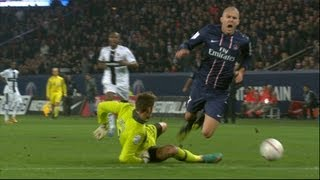 Paris Saint-Germain - Stade Rennais FC (1-2) - Le résumé (PSG - SRFC) / 2012-13