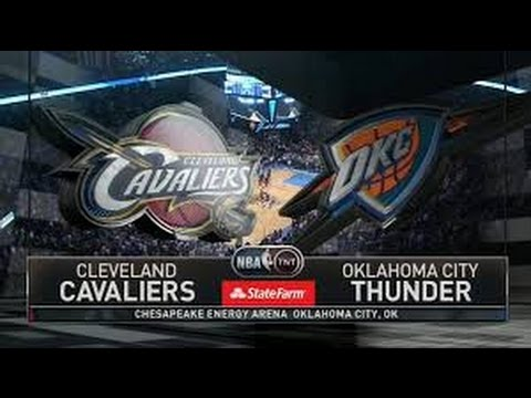 NBALIVE16:{NBA Rewind 2/21/16} Cleveland Cavaliers Vs Oklaho