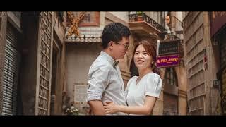 웨딩 모바일 청첩장 영상(홍정완x유예림)