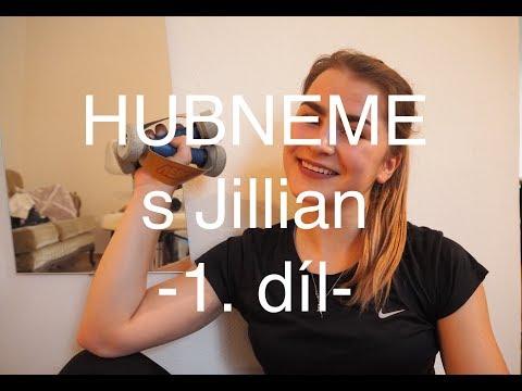 Hubneme s Jillian Michaels - 1. díl [30ti denní výzva] | Little Niky