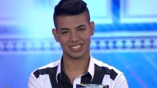 Ecuador Tiene Talento - Duo Bambu -  #ETT4 ( El Perdon -Travesuras  Nicky Jam  )