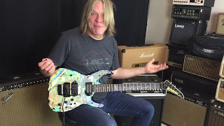 Andy Timmons - Puppet Show With Kramer Holoflash Finish