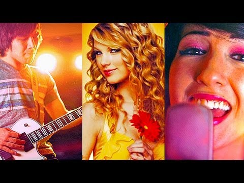 Taylor Swift - I Knew You Were Trouble (Punk Pop / Rock Cover Music Video)