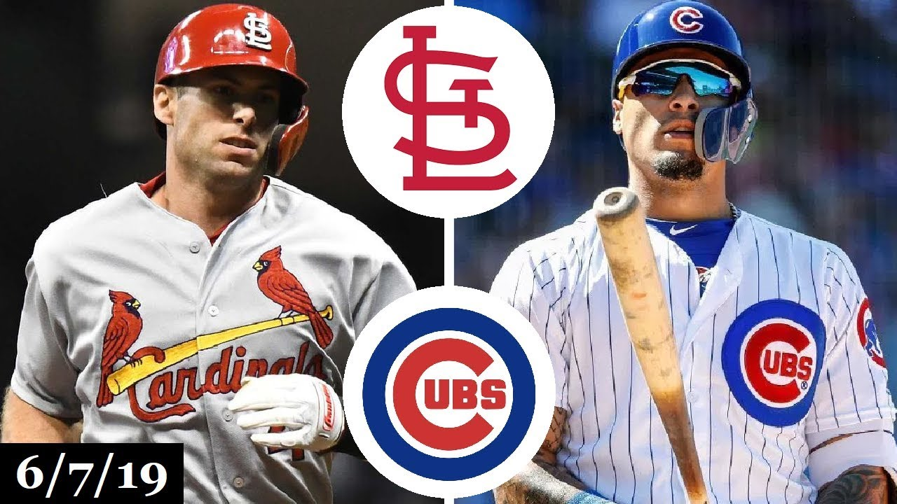 St Louis Cardinals Vs Chicago Cubs Full Game Highlights