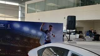Твоя дорога на Чемпионат мира по футболу 2018 РОЛЬФ Алтуфьево Hyundai
