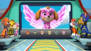 Paw Patrol Mighty Pups - All Mission PAW Ultimate Rescue Team On The Roll! - Fun Pet Kids Games