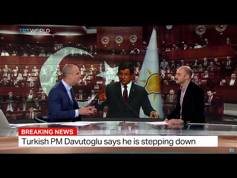 Interview with human rights researcher Selman Ogut on Davutoglu's resignation
