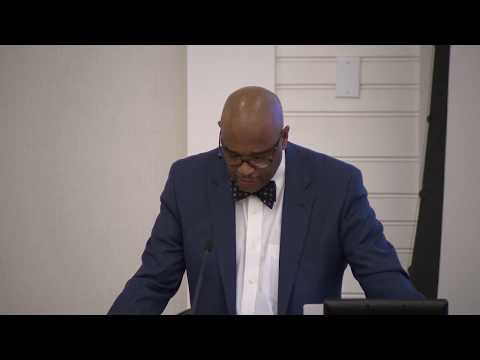 Dr. Fred McKinney - 2018 MLK Jr. Celebration Breakfast
