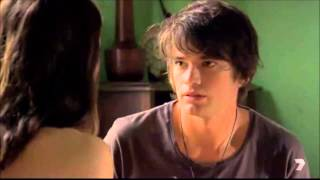josh and evie home and away 28th august 2014