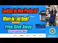 Online Reselling - Free Giveaway New Products Where do I sell them? Algopix - International Platform