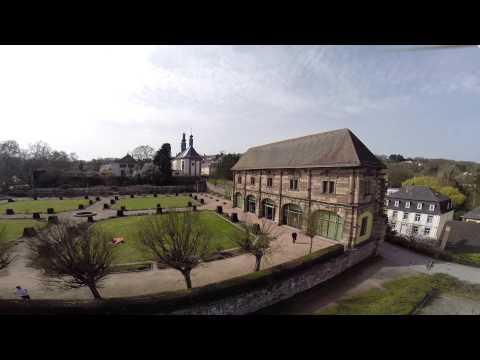 Orangerie und Schlosskirche
