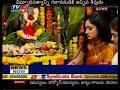 Ganesh Chaturthi Celebrations In TV5 STUDIO