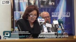 مصر العربية | ماجدة الجندي تحكي ذكرياتها مع زوجها جمال الغيطاني