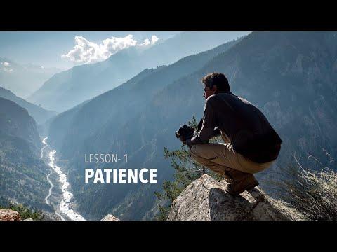 Timelapse 101 - Lesson 1 : Patience