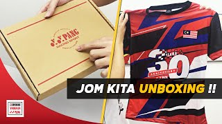 Unboxing | T-Shirt Limited Edition 30th Anniversary YYPANG Racing Team