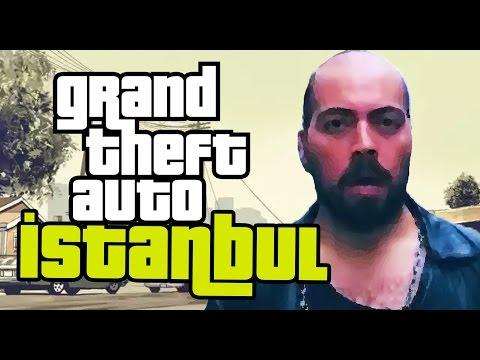 GTA Gerçek Hayat İstanbul Oynadık