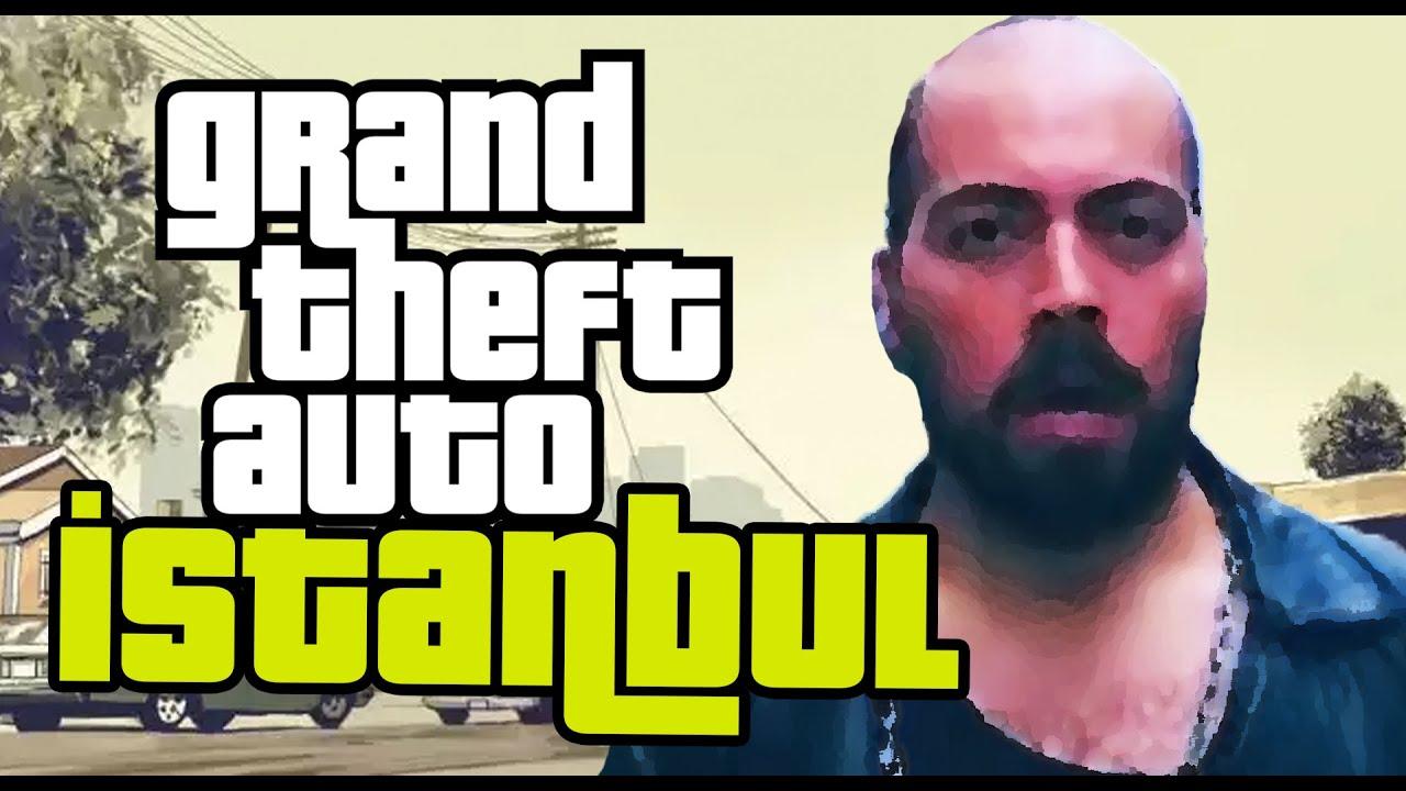 GTA 5 gerçek hayat,  İstanbul Oynadık