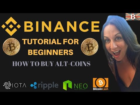 Binance Exchange Tutorial: Beginners Guide To Buying Altcoins