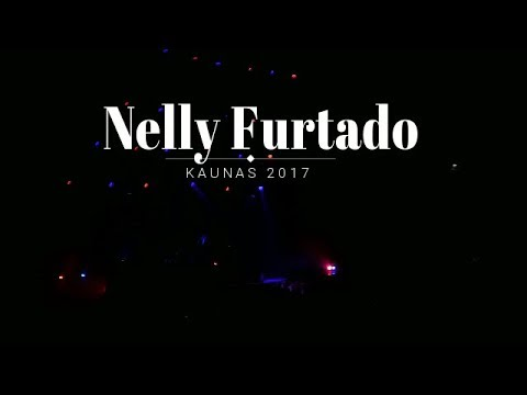 Nelly Furtado - Live@Full Concert - Kaunas 2017