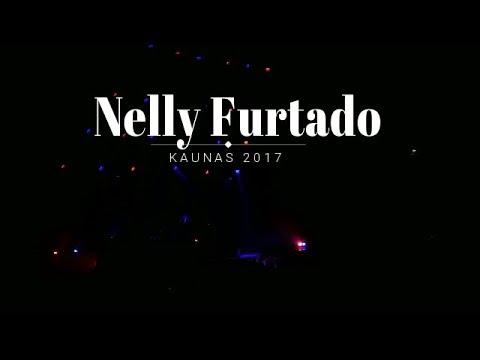 Nelly Furtado - live / Full Concert - Kaunas 2017