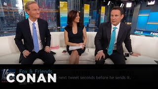 "What Conan's Watching: ""Fox News"" Edition  - CONAN on TBS"