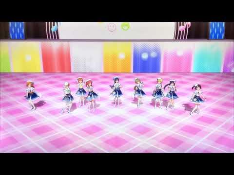 【スクフェスAC NS】どんなときもずっと ダンスフォーカス動画
