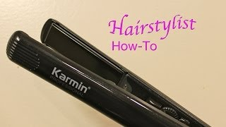 Karmin G3 Flat Iron Review, Tips and Tricks on Flat Ironing Your Hair