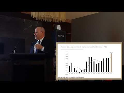 Dr Andrew Wilson on Interest Rates, Migration & Investor Spending