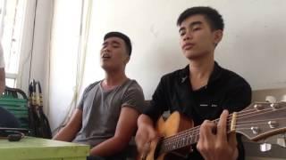 Tâm Hồn Của Đá - Guitar Cover by Hoàng Lê ft. Quang Phước