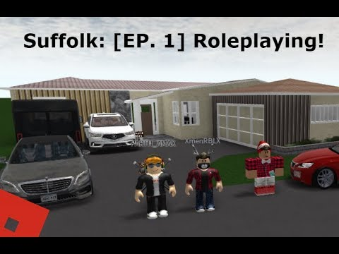 Suffolk: [EP. 1] Roleplaying!